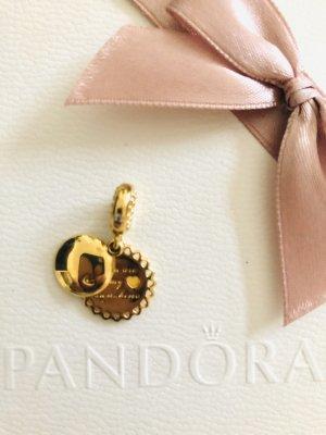 Pandora Bedel goud