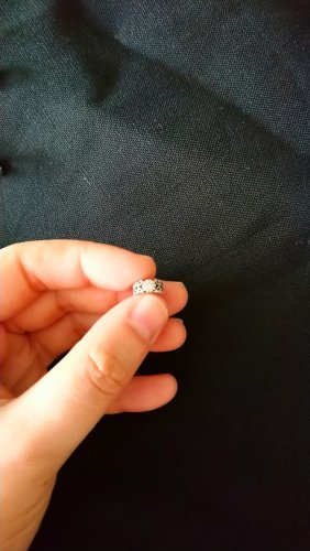 Pandora Pendant silver-colored