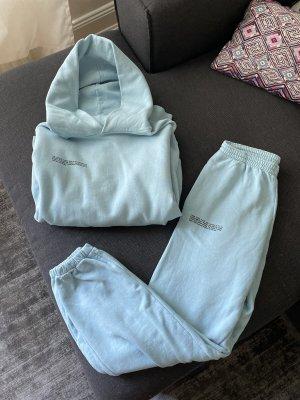 PANGAIA Leisure suit azure