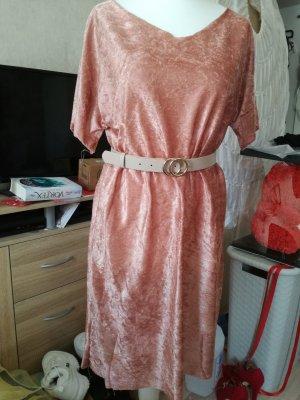 Pannesamt Kleid Damen NEU