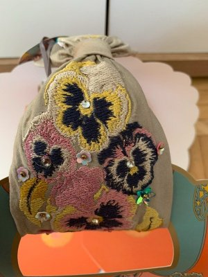 Pansy Headband/Haarreif - Schmuck! Grey/Color - NEU! Handmade