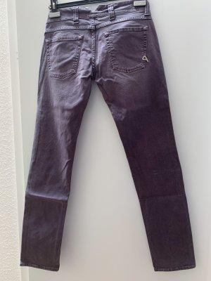 Cycle Skinny Jeans grey violet