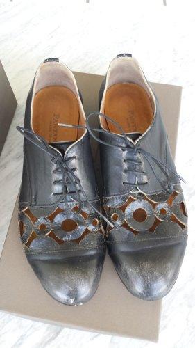 Pantanetti Chaussures à lacets noir