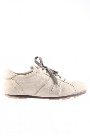 Pantofola d'oro Schnürschuhe hellgrau Casual-Look