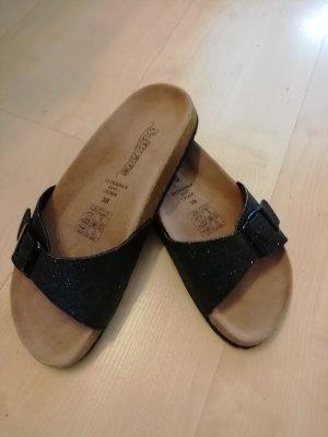 Softwaves Sandalo comodo nero