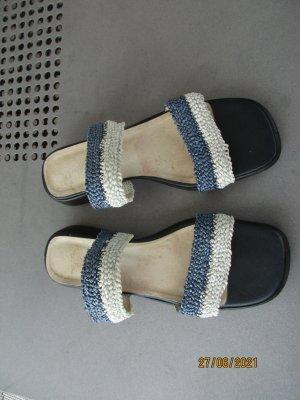 Paco Herrero Outdoor sandalen azuur-staalblauw