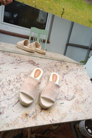 Coura Espadrille Sandals cream-natural white