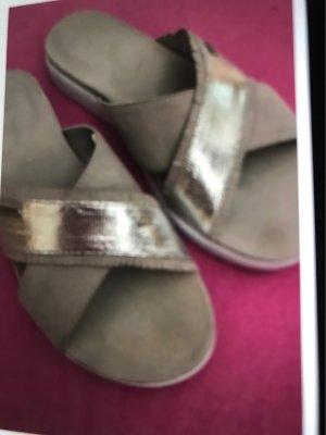 Buggati Sandalo outdoor argento-grigio chiaro