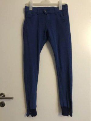 Pants Jogging Hose blau Onepiece Gr S