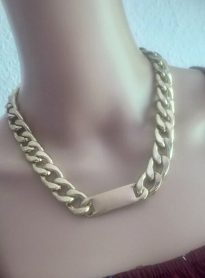 H&M Curb Chain gold-colored