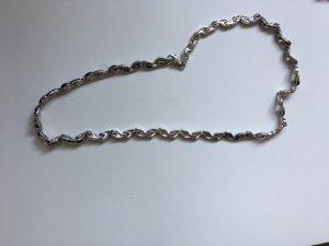 Zware ketting zilver Zilver