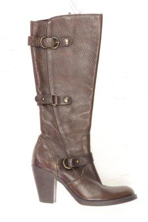 Laarzen met hoge hakken