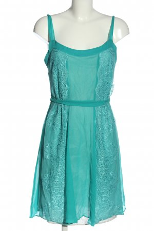 Paola Frani Cocktail Dress turquoise casual look