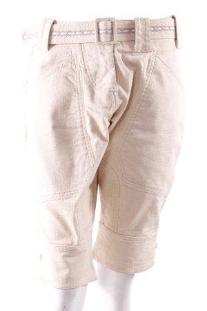Paola Frani Shorts beige