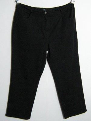 PAOLA! Stretch Jeans Größe 24 Kurzgröße 48 Schwarz