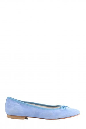 Paoliballerina Ballerinas with Toecap blue casual look