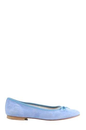 Paoliballerina Ballerine en pointe bleu style décontracté