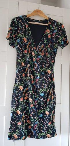 Robe stretch multicolore