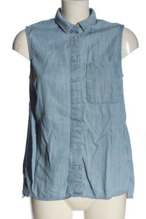 Papaya Camicia blusa blu stile casual