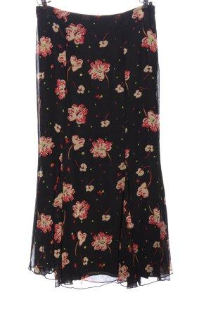 Papaya Maxi Skirt allover print casual look