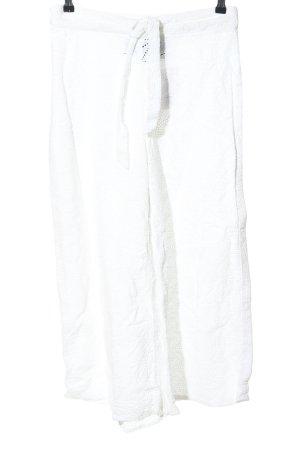 Paper London Culotte blanc style décontracté