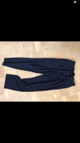 Atmosphere Pantalone peg-top nero