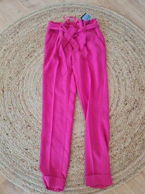 b.c. Pantalon paperbag rose