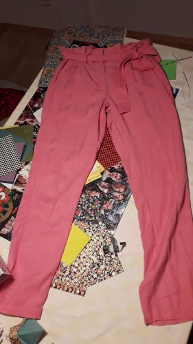 Tom Tailor Jersey Pants multicolored lyocell