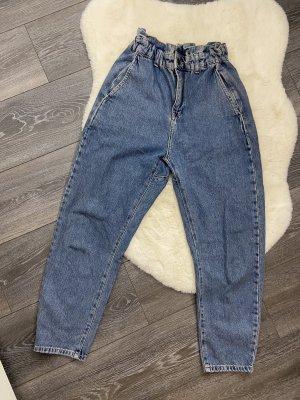 Paperbag jeans Zara