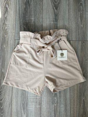 Paperbag Shorts Stoff