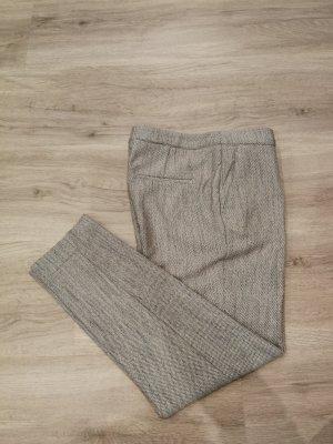 H&M Pantalone largo grigio-grigio scuro