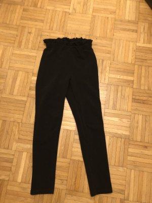 SheIn Pantalone elasticizzato nero