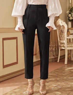 Armani Pantalon cargo noir