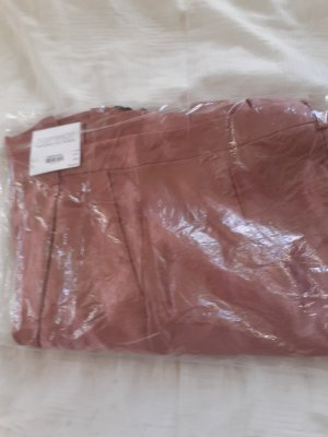 Topshop Paperbag Trousers rose-gold-coloured