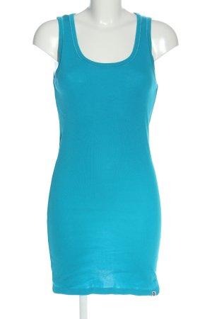 Papfar Mini Dress blue casual look