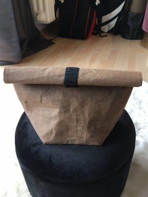 Papiertüte Paperbag Täschchen Braun