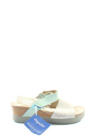 Papillio Sandalo con plateau multicolore stile casual
