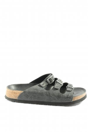 Papillio Beach Sandals khaki casual look