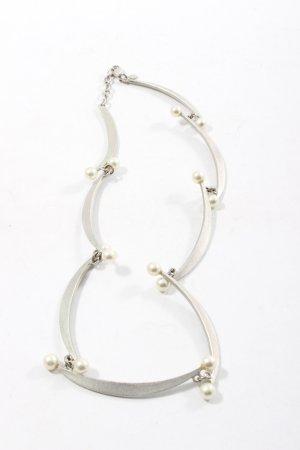 paracaos Collier argento elegante