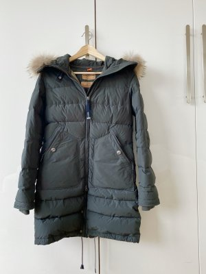 Parajumpers Daunenparka Light Long Bear Gr. XS grün