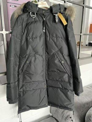 Parajumpers Down Coat dark grey polyamide