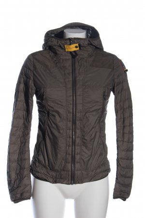 Parajumpers Quilted Jacket brown quilting pattern casual look