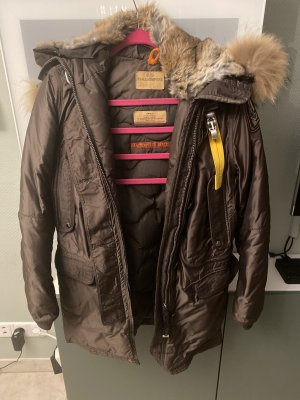 Parajumpers Winter Jacke mit echt Pelz