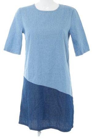 Paramita Jeansowa sukienka niebieski W stylu casual