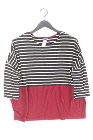 Paraphrase T-shirt rayé multicolore viscose