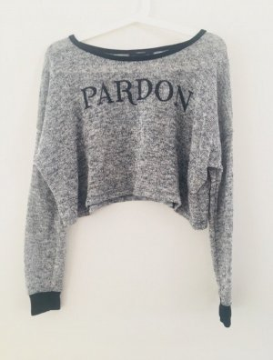Forever 21 Szydełkowany sweter Wielokolorowy