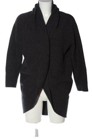 Parenti's Cardigan nero puntinato stile casual