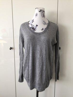 Parenti's Pullover in cashmere argento-grigio chiaro