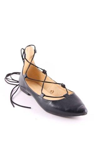 Parfois Ballerinas schwarz klassischer Stil