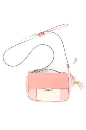PARFOIS Handtasche pink aus Polyester